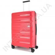 Полипропиленовый чемодан большой CONWOOD PPT002N/28 красный (109 литров)