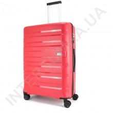 Поліпропіленова валіза велика CONWOOD PPT002N/28 червона (109 літрів)