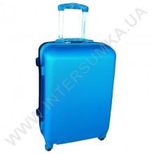 Поликарбонатный чемодан DavidJones большой 1010blue\28 (110 литров)