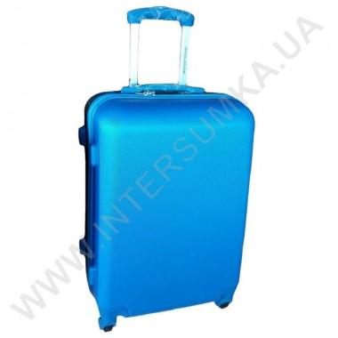 Купить Поликарбонатный чемодан DavidJones большой 1010blue\28 (110 литров)