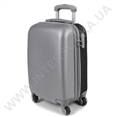 Заказать Поликарбонатный чемодан DavidJones малый 1010grey\20 (43 литра) в Intersumka.ua