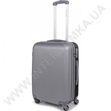 Купить Поликарбонатный чемодан DavidJones большой 1010grey\28 (110 литров)