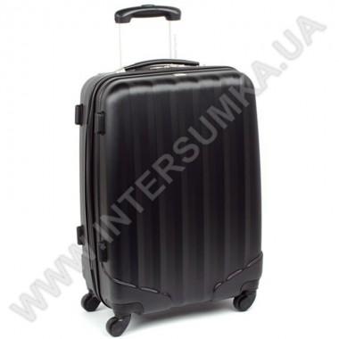 Заказать Поликарбонатный чемодан DavidJones малый 1011black\20 (43 литра)
