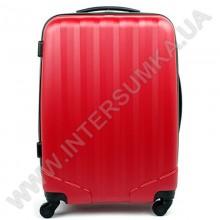 Поликарбонатный чемодан DavidJones большой 1011red\28 (110 литров)
