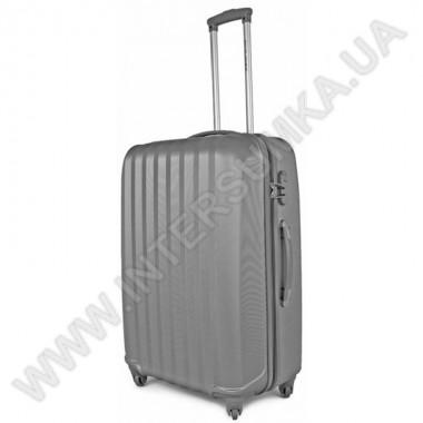 Заказать Поликарбонатный чемодан DavidJones большой 1011silver\28 (110 литров)