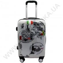 Поликарбонатный чемодан WORLDTravel большой 8102\28 (80 литров)