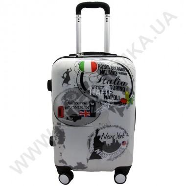 Купить Поликарбонатный чемодан WORLDTravel большой 8102\28 (80 литров)