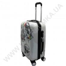 Поликарбонатный чемодан WORLDTravel малый 8102\20 (39 литров)