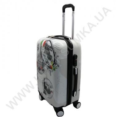 Заказать Поликарбонатный чемодан WORLDTravel малый 8102\20 (39 литров)