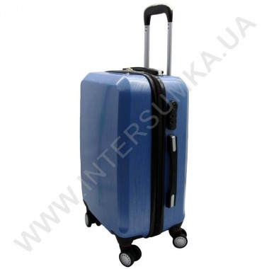 Купить Пластиковый чемодан BlueTravel средний 8103\24 (59 литров)