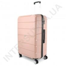 Полипропиленовый чемодан Wallaby 126-10/28 кофейный (109 литров)