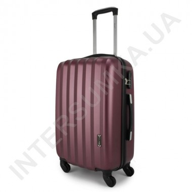 Заказать Дорожный чемодан Wallaby 6288/21 бордовый (43 литра) на 4 колесах из АБС пластика