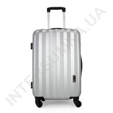 Заказать Чемодан на 4 колесах Wallaby 6288/25 серебро (87 литров) из АБС пластика в Intersumka.ua