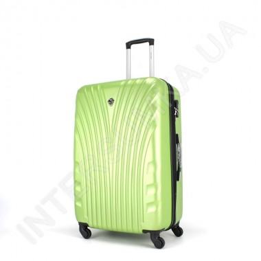 Заказать Большой чемодан  Wallaby 024/27 лайм (92 литра) на 4 колесах из АБС пластика в Intersumka.ua
