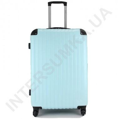 Заказать Чемодан маленький Wallaby 6265/18 голубой (28 литров) из ABS пластика в ручную кладь в Intersumka.ua