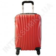 Поликарбонатный чемодан Wings 159red\16 (27 литров)