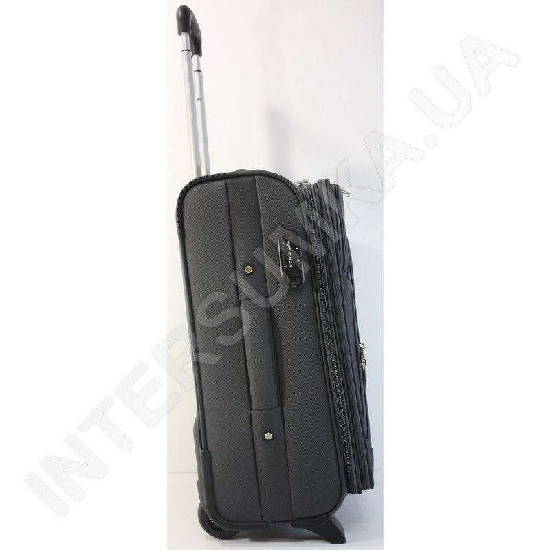 93dcf2a37067 Чемодан средний Wings 1708 24 серый (75 литров), купить чемодан ...