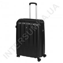 Полипропиленовый чемодан большой 2E Youngster черный