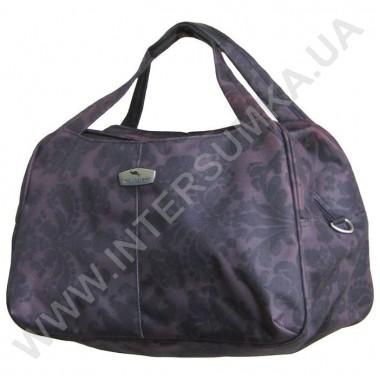 Заказать сумка дорожная малая Wallaby M07012 черно-сиреневая