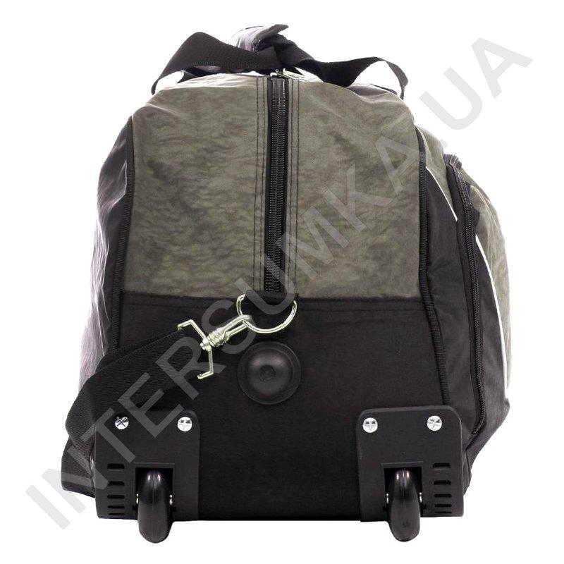 df8f790eacc8 ... сумка спортивная на колёсах Wallaby 10428 (объем 57л) хаки с оливковыми  вставками фото 6 ...