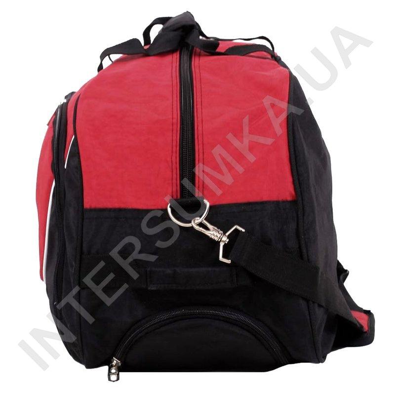 f403d91157aa ... сумка спортивная на колёсах Wallaby 10428 (объем 57л) черно-красная  фото 8