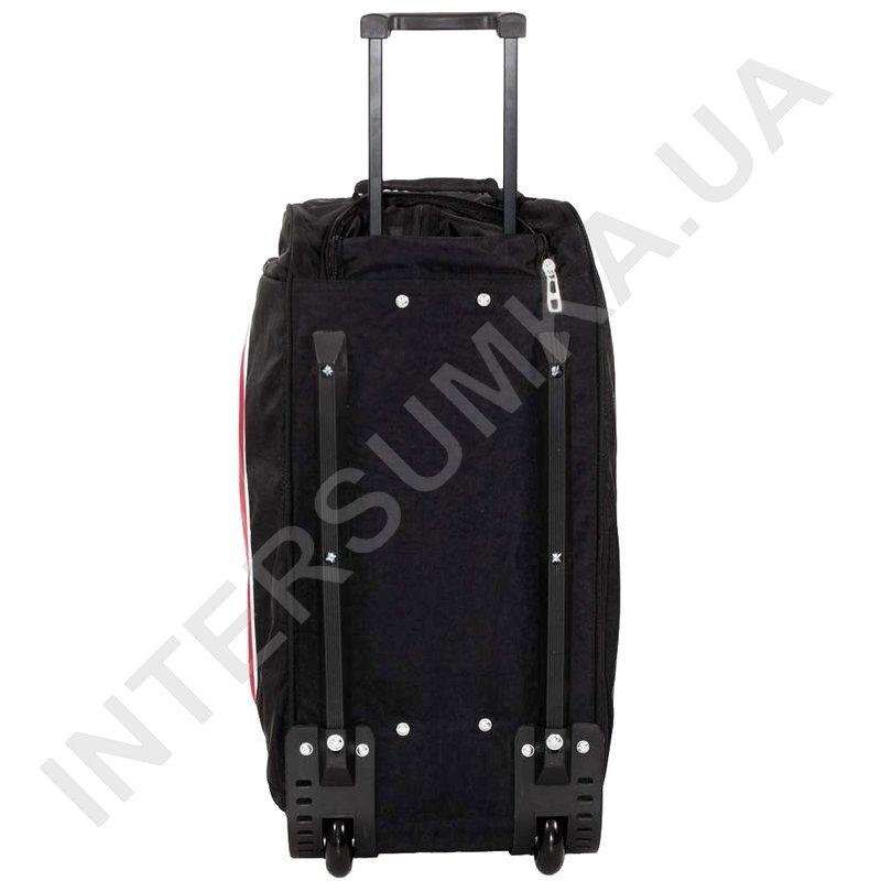 8561ec222129 ... сумка спортивная на колёсах Wallaby 10428 (объем 57л) черно-красная  фото 4 ...