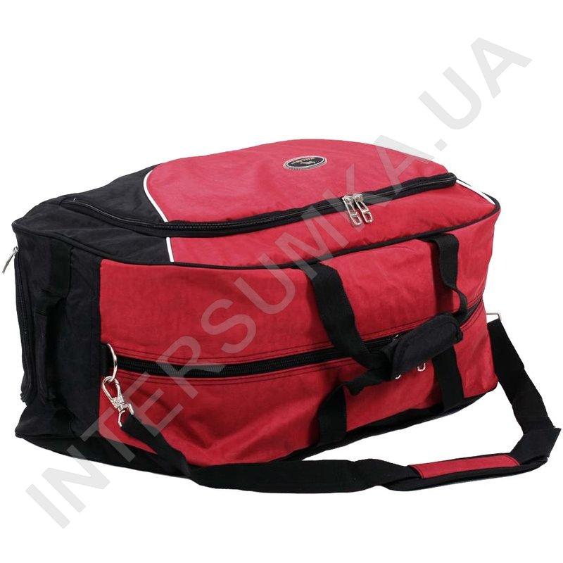 3ad4c869fc69 ... сумка спортивная на колёсах Wallaby 10428 (объем 57л) черно-красная  фото 3 ...