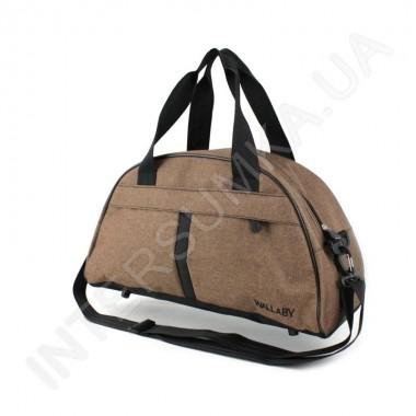 Заказать сумка дорожная Wallaby 213 коричневая в Intersumka.ua
