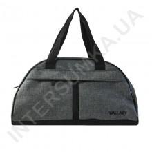 сумка дорожня Wallaby 213 сіра