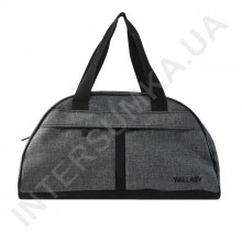 сумка дорожная Wallaby 213 серая
