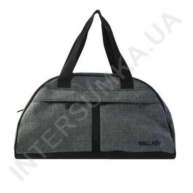 Заказать сумка дорожная Wallaby 213 серая