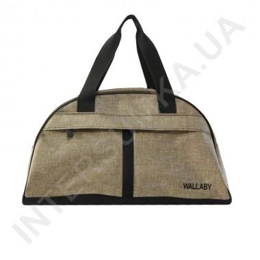Заказать сумка дорожная Wallaby 213 бежевая