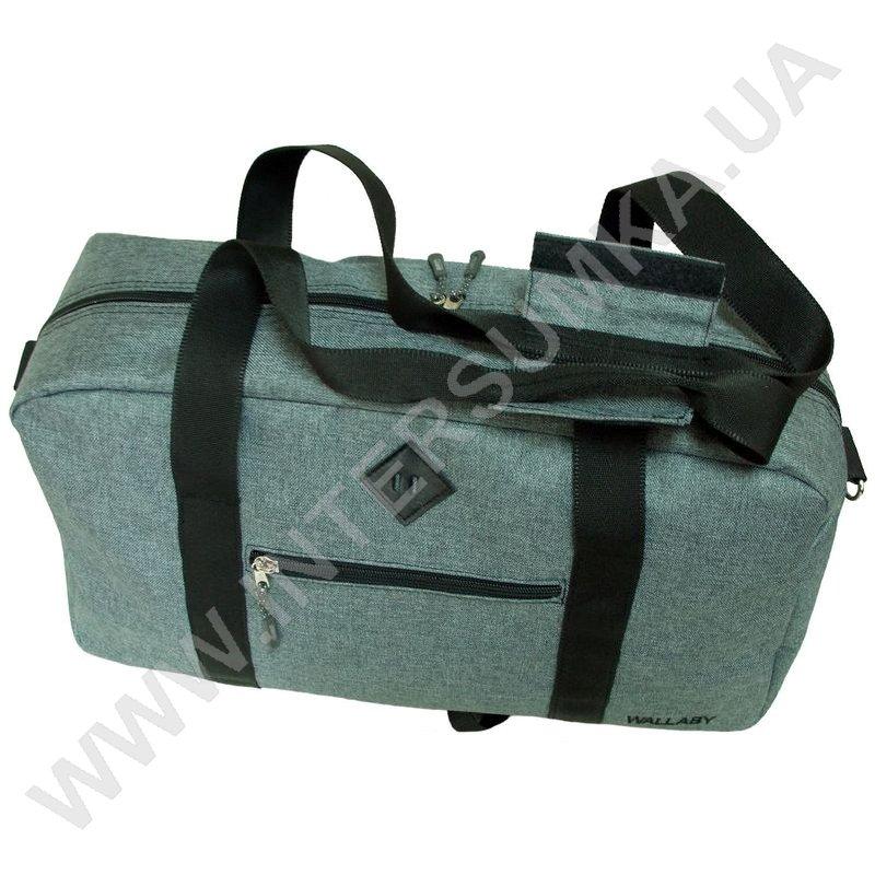Купить сумка дорожня Wallaby 2550 сіра Купить сумка дорожня Wallaby 2550  сіра ... ec49a4ca29037