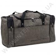 сумка спортивная Wallaby 437 хаки с черными вставками