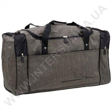 Заказать сумка спортивная Wallaby 437 хаки с черными вставками