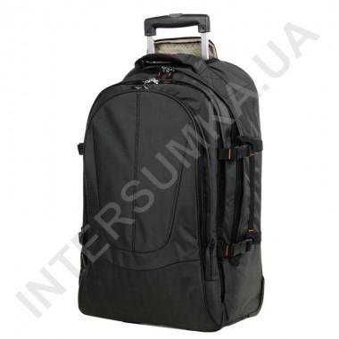 Заказать Рюкзак на колесах с карманом для ноутбука AIRTEX 560/3 (41 литр) черный в Intersumka.ua