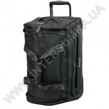 сумка дорожная на колёсах Airtex 830/20 серая (объем 44л)