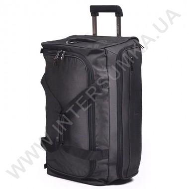 Заказать сумка дорожная на колёсах Airtex 836/24 черная (объем 61л)