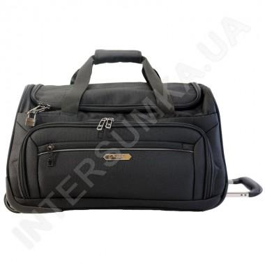 Заказать сумка дорожная на колёсах Airtex 837/20 черная (объем 45л)