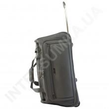 сумка дорожня на колесах Airtex 837/24 сіра (обсяг 56л)