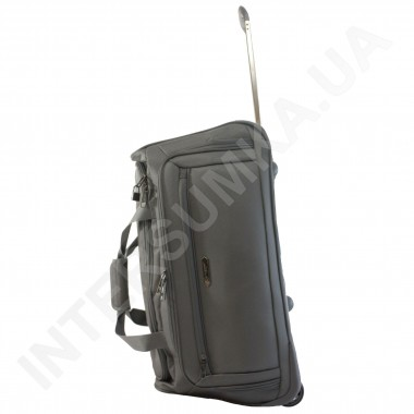 Заказать сумка дорожная на колёсах Airtex 837/24 серая (объем 56л)