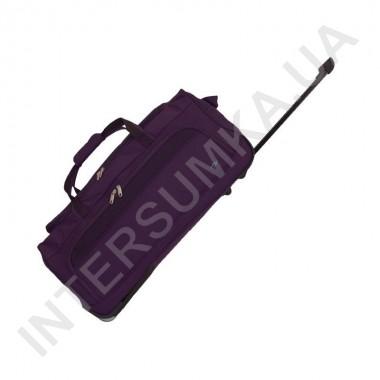 Заказать сумка дорожная на колёсах Airtex 856/65 темно-фиолетовая (объем 64л) в Intersumka.ua