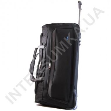Заказать сумка дорожная на колёсах Airtex 856/75 черная (объем 105л)