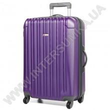 Поликарбонатный чемодан Airtex большой 948/28fiolet (110 литров)