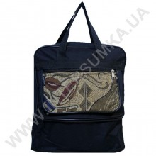 сумка господарська мала 1 розкладка вниз Wallaby 20711