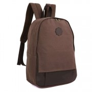 Рюкзак мужской GMD 9004C из  Canvas + натуральная кожа