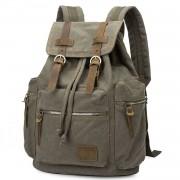 Рюкзак мужской BUG BP001-GN из Canvas + натуральная кожа