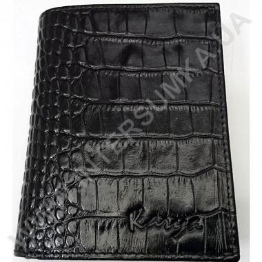 Заказать Кошелек мужской Karya 0932-53