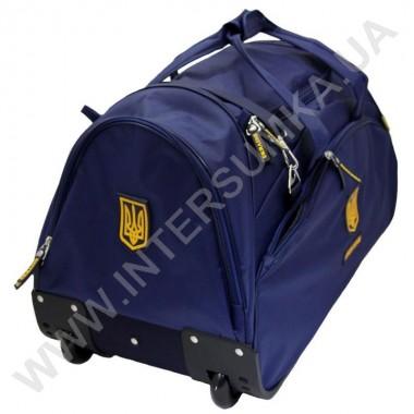 Заказать сумка на колесах дорожно-спортивная Украина С172