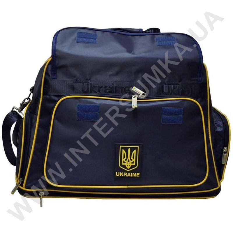 Купити зручну дорожньо-спортивну сумку з тризубом Харбел C28 ... 670f96df1556e